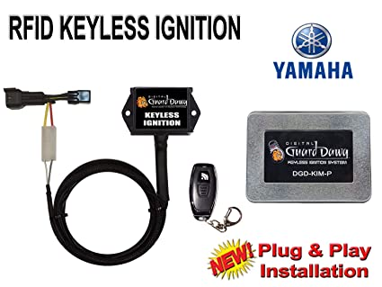 image unavailable  image not available for  color: keyless ignition module  for yamaha stratoliner motorcycles
