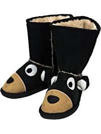 Boys Slippers Amazon Com