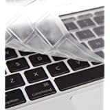 Moshi 99MO021908 - Protector de teclado para Apple MacBook, transparente