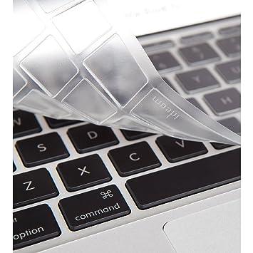 Moshi 99MO021908 - Protector de teclado para Apple MacBook, transparente: Amazon.es: Informática