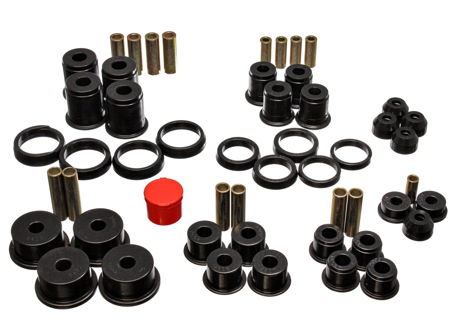 Energy Suspension 2.18105G Master Kit for Jeep Cherokee