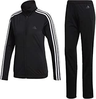adidas Damen Back2basic 3 Stripes Trainingsanzug: