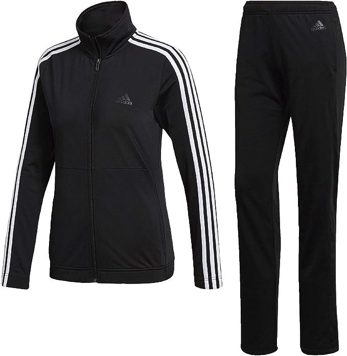 adidas back2bas 3S TS Trainingsanzug, Damen