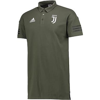 adidas Juve EU Co Polo Línea Juventus de Turín, Hombre: Amazon.es ...