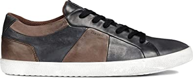 Geox Men's U Smart B Low Top Sneakers