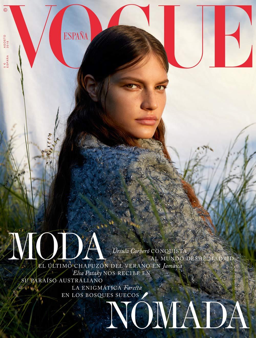Vogue España. Agosto 2018 - Número 365: Amazon.es: Vv.Aa, Vv ...