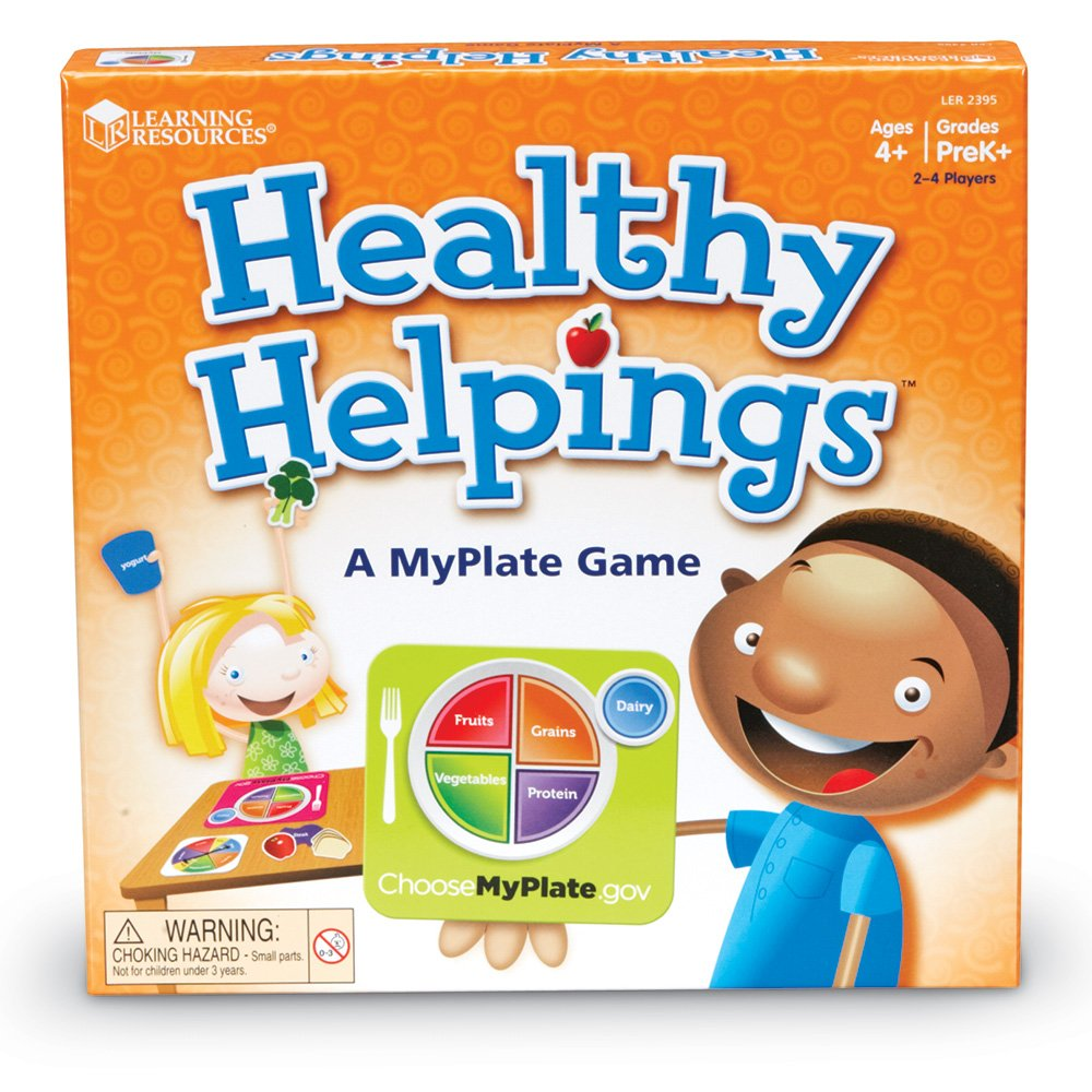 Healthy Helpings Game
