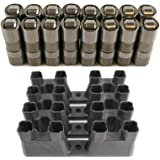 New LS7 LS2 16 GM Performance Hydraulic Roller Lifters & 4 Guides 12499225 HL124 12595365
