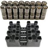 OverstockDirect Genuine OEM LS7 LS2 16 GM Performance Hydraulic Roller Lifters & 4 Guides 12499225 HL124 12595365