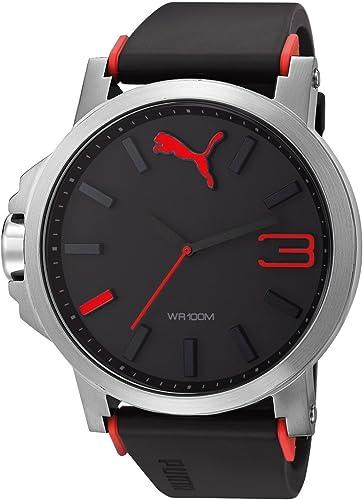 Reloj PUMA para Hombres 50mm: Puma: Amazon.com.mx: Relojes