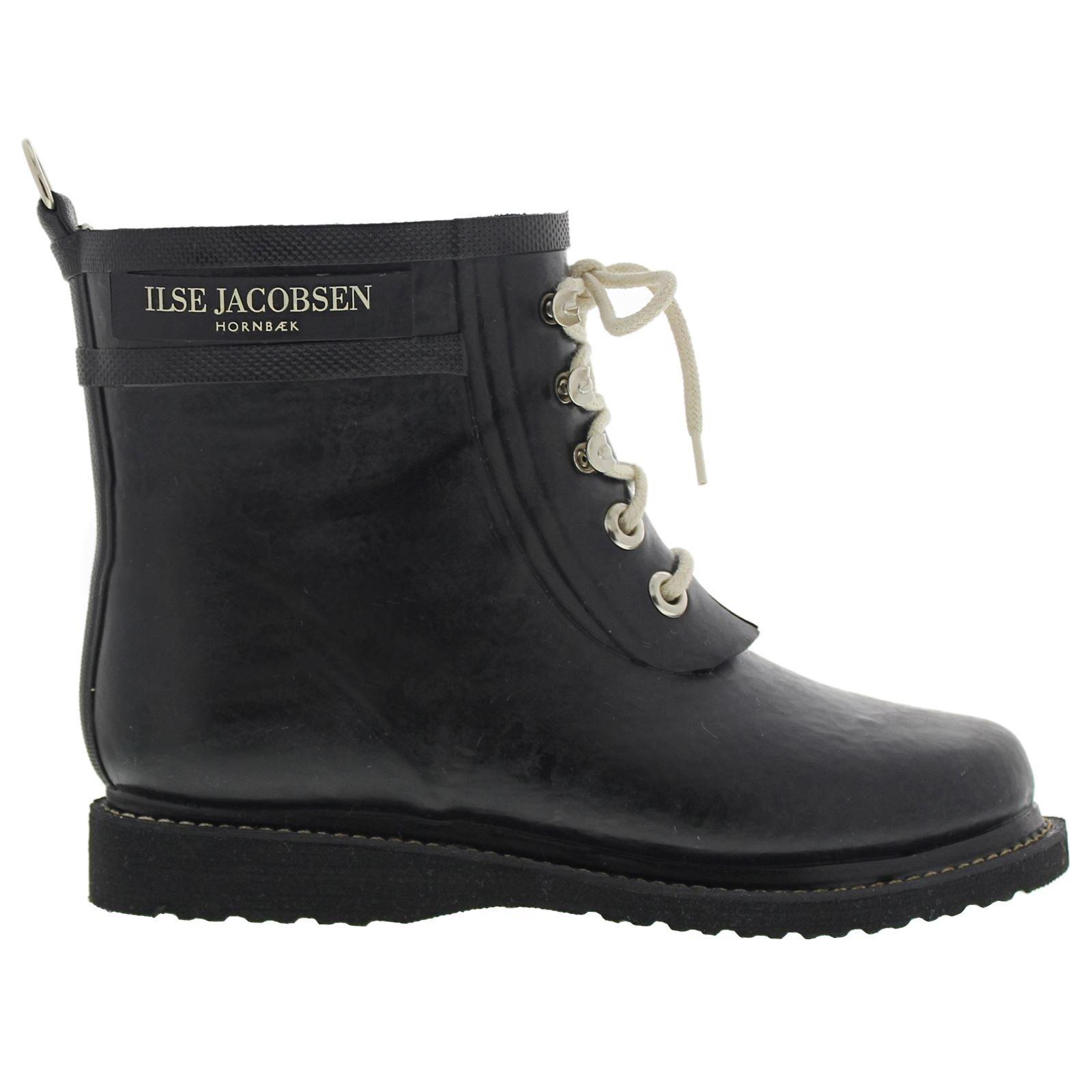 Ilse Jacobsen Rub2 Boot - Women's Black 40
