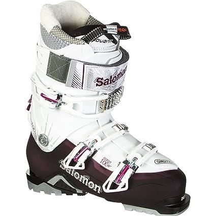 god ud x stort salg detailpriser Amazon.com : Salomon Quest 100 Boot - Women's : Nordic Ski ...
