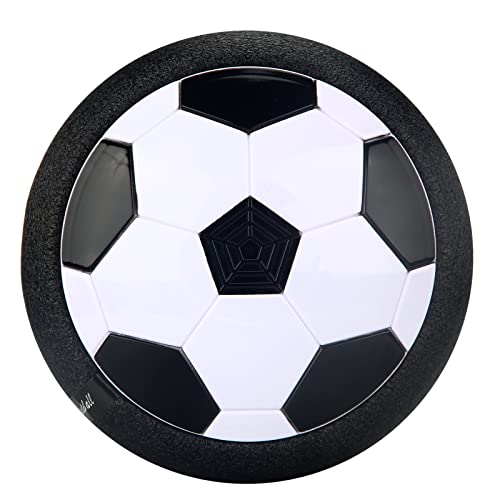 9fe4308dc186 Hover Soccer Ball Electric Air Power Soccer Disc Kids Toys Boy And Girl  Gifts Toy Football