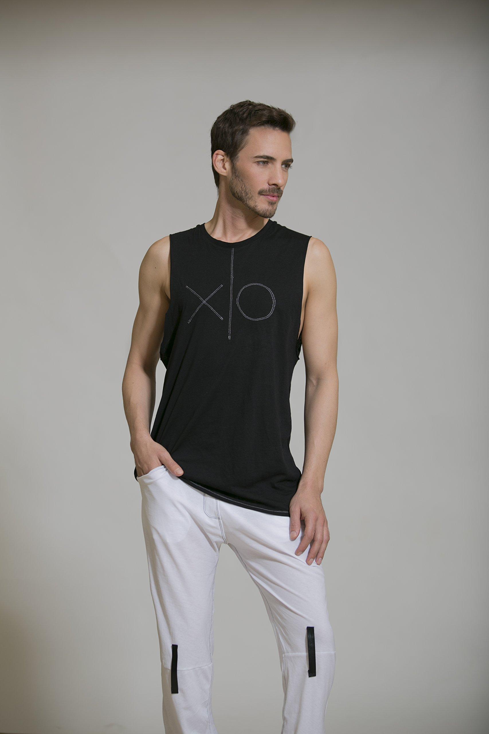 Men's black Top, mans Handmade shirt, Mens Black Shirt, Man shirt, man Design T-shirt, Mens clothing, Unique shirt, Mens fashion clothing