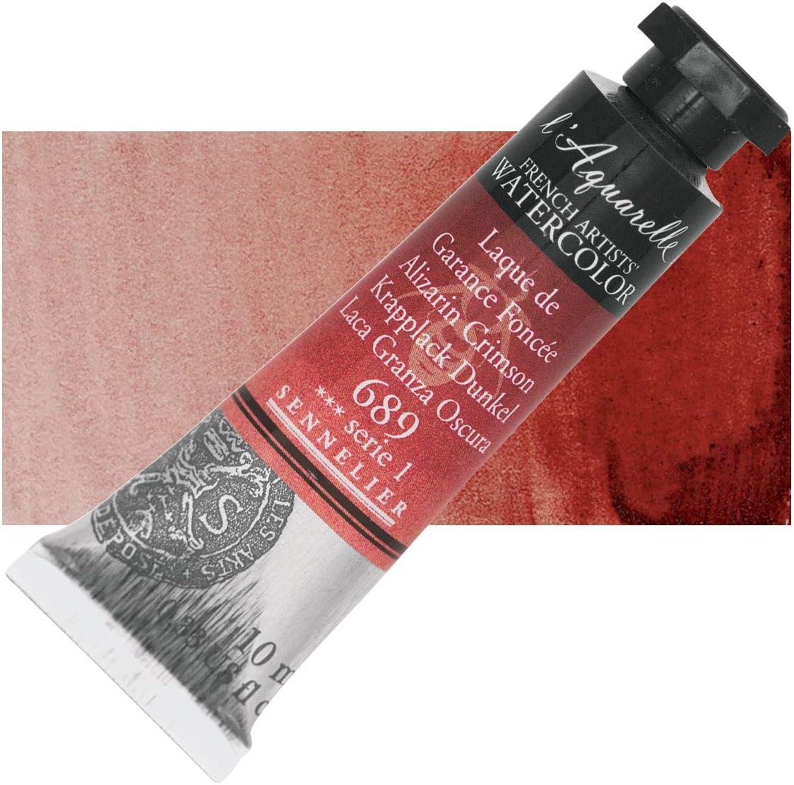 Crimson Lake Acrylic Paint