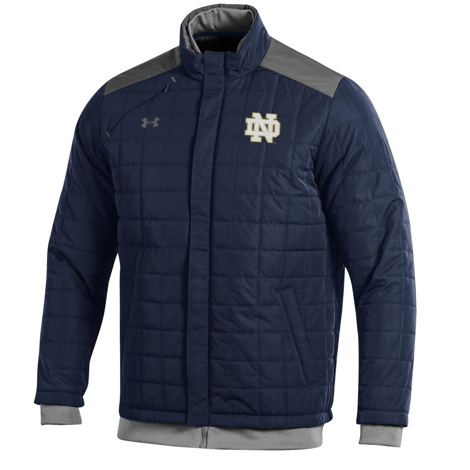 Under Armour NCAA Mens 3-in-1 Twill Jacket