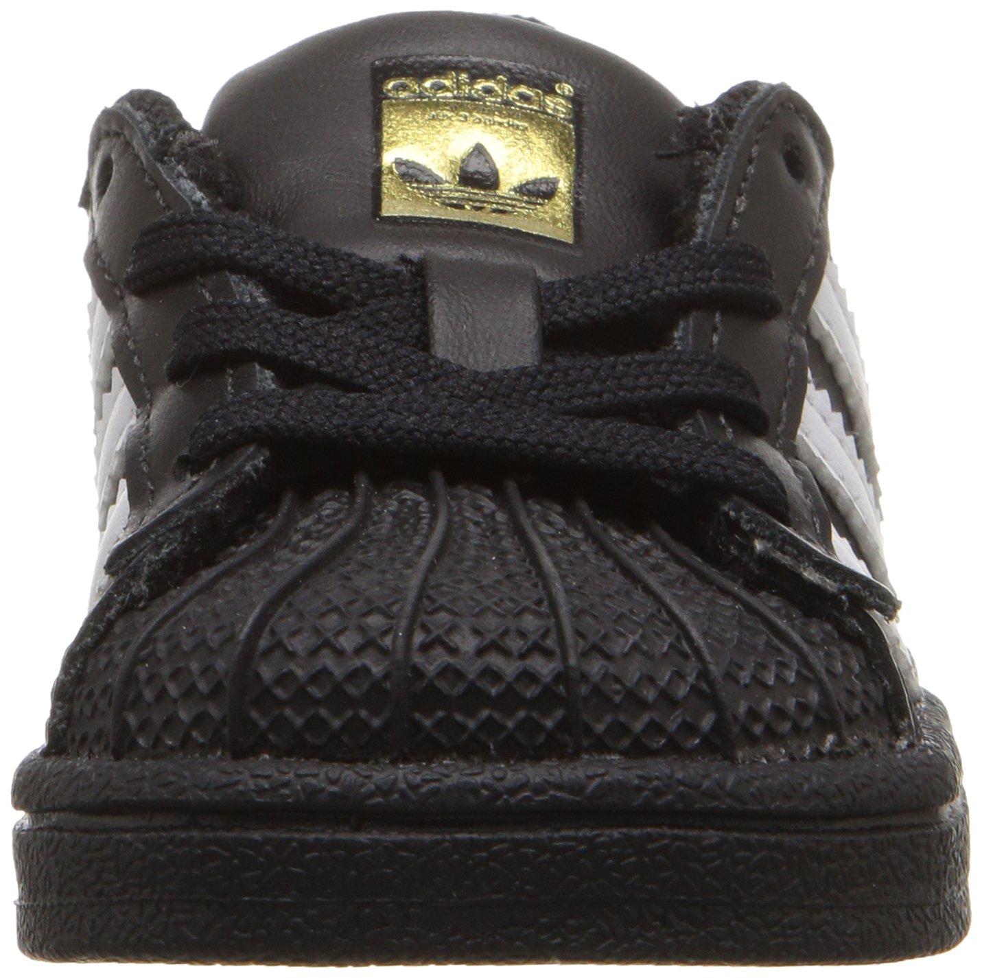 adidas piccola superstar nero / bianco, che, b07bxdmrhv bianco / core 19975