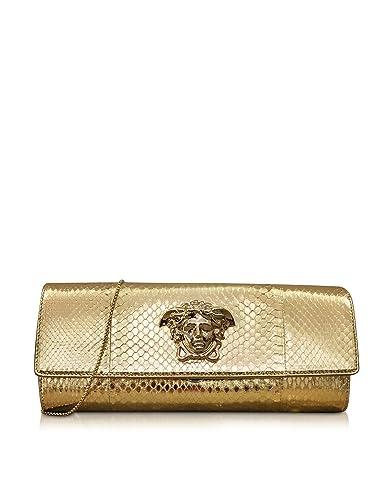 a11831f071 Versace Designer Handbags Palazzo Golden Ayers Evening Clutch ...