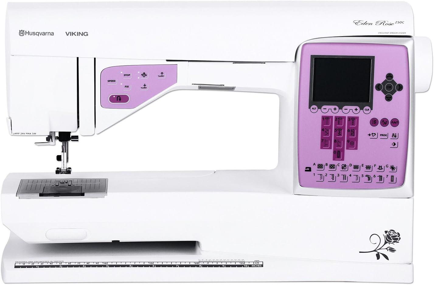 Husqvarna Viking 250C - Máquina de coser: Amazon.es: Hogar