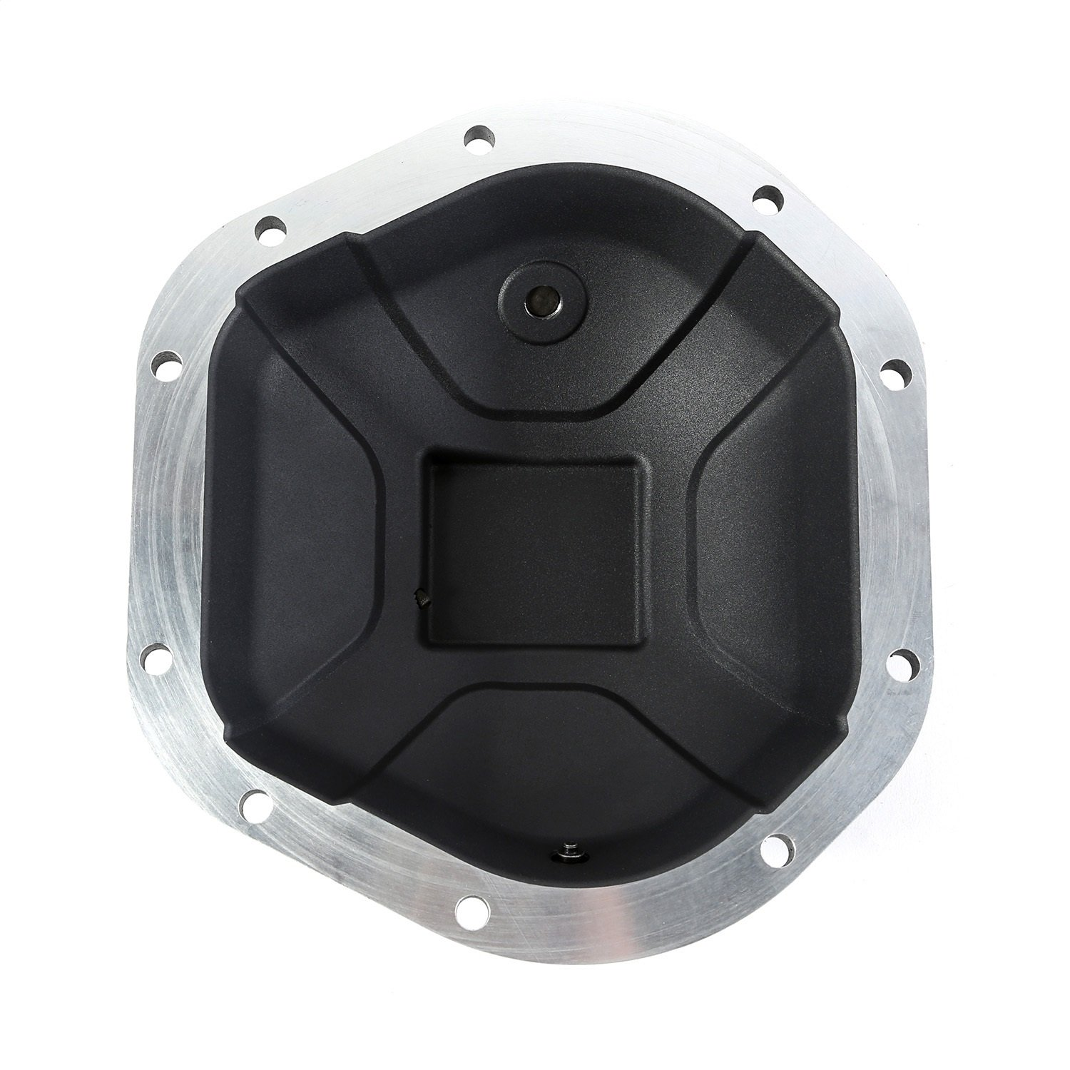 Rugged Ridge 16595.12 Black Boulder Aluminum Differential Cover for Dana 44
