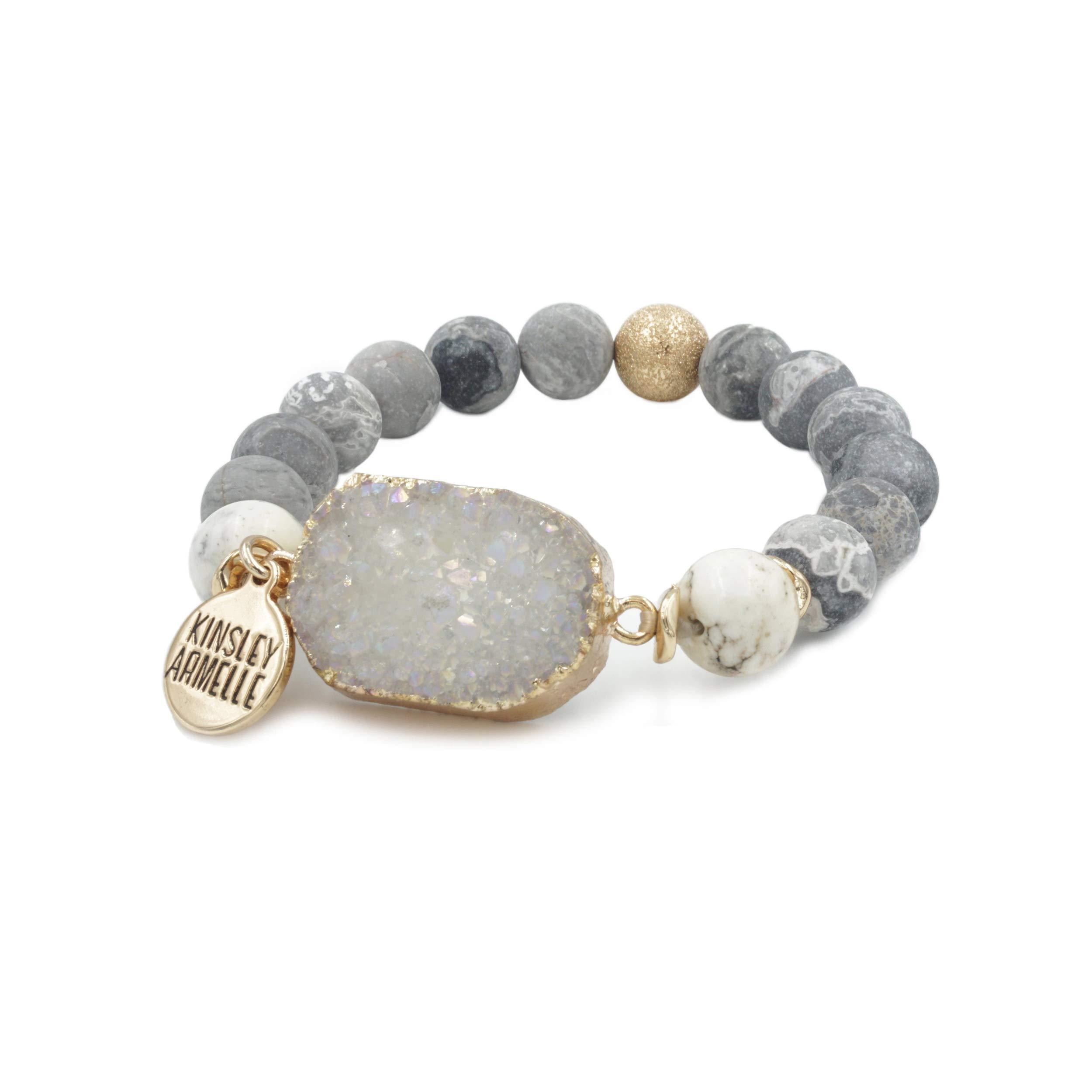 Kinsley Armelle Stone Collection - Dusk Bracelet by Kinsley Armelle