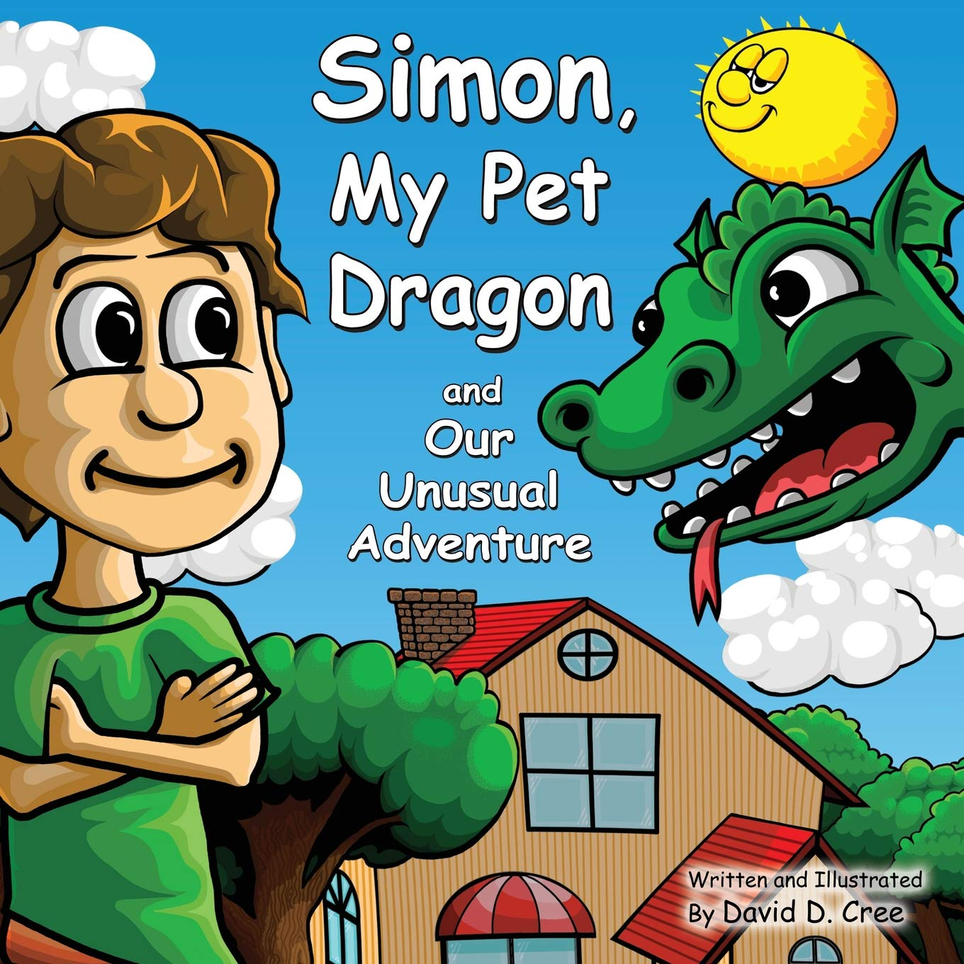 Image result for simon my pet dragon and our unusual adventure