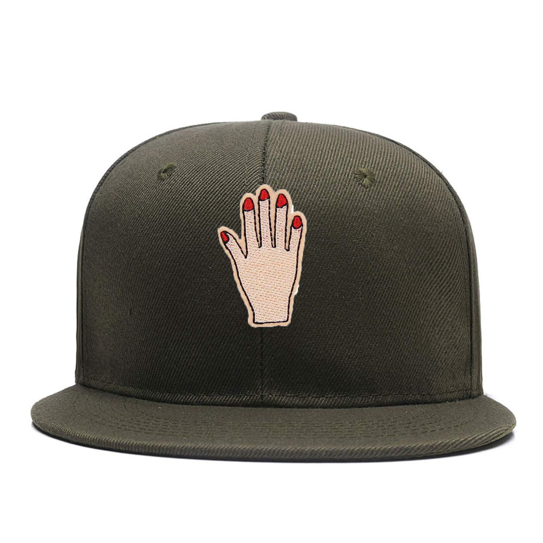 Eray Hip Hop Snapback Casquette, Embroidered Custom Flat
