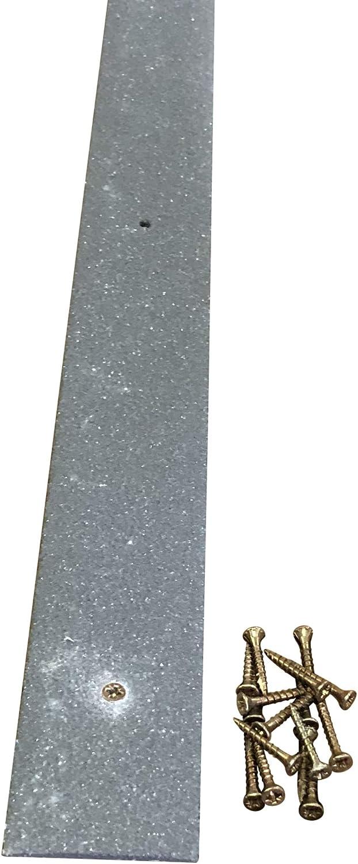 marron 50 mm de large vert vert noir gris beige Lot de 10 bandes de terrasse antid/érapantes de 1200 mm de large