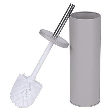 URBNLIVING - Escobilla de baño con Pedal de Acero Inoxidable ...