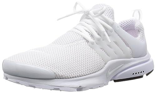 04ad7e534d Nike Men s Air Presto White Running Shoes - 8 UK India (42.5 EU)(9 ...