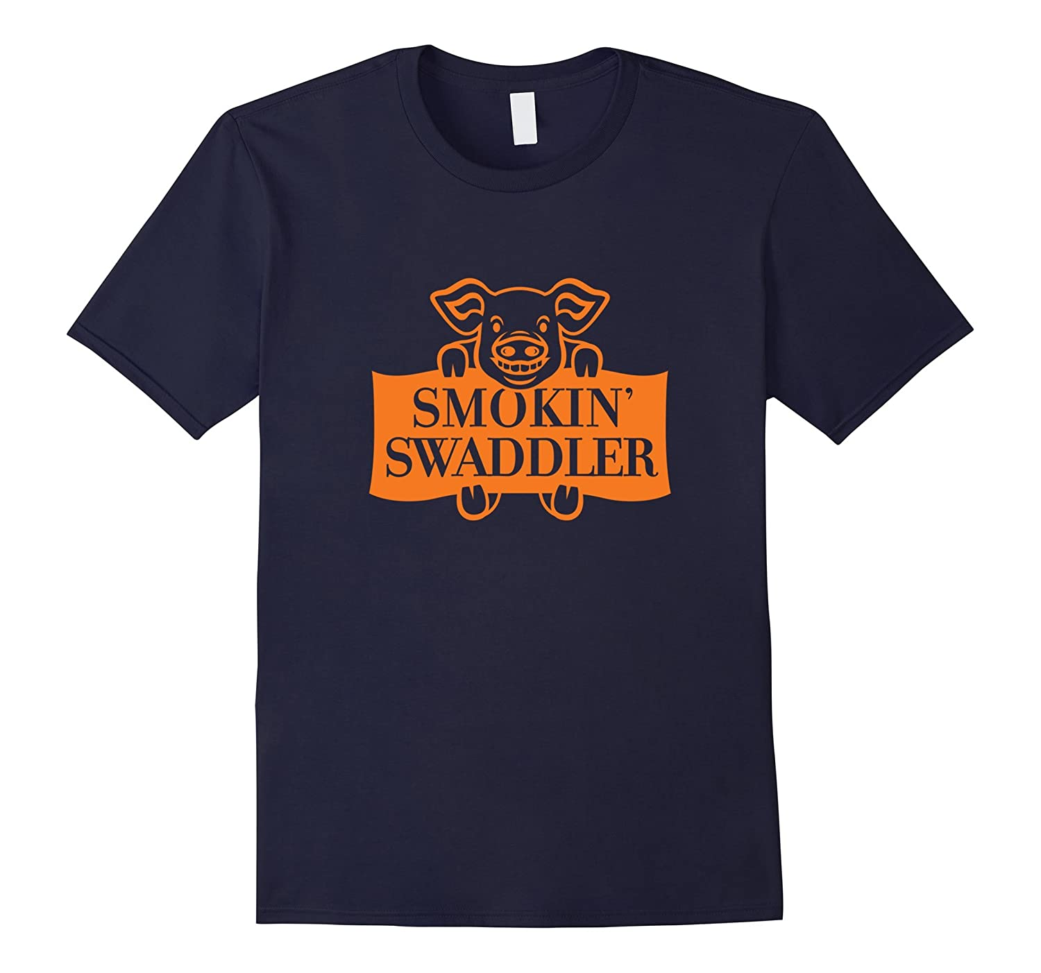 Smoking Swaddler Logo T-Shirt-TD