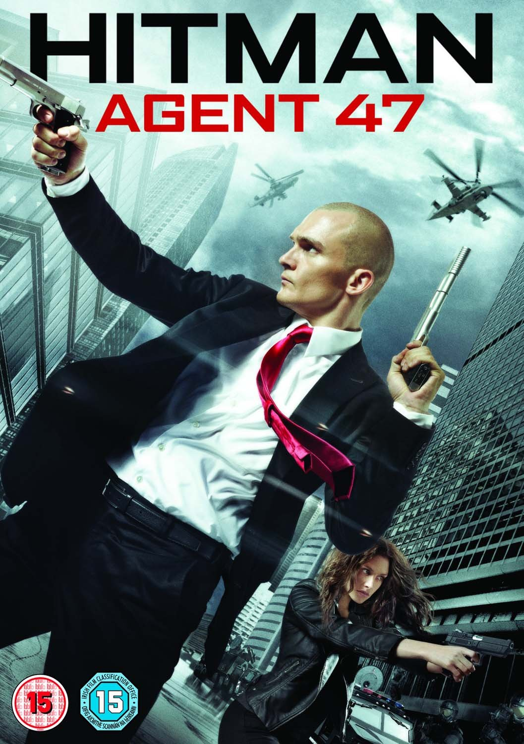 Amazon Com Hitman Agent 47 Dvd 2015 Movies Tv