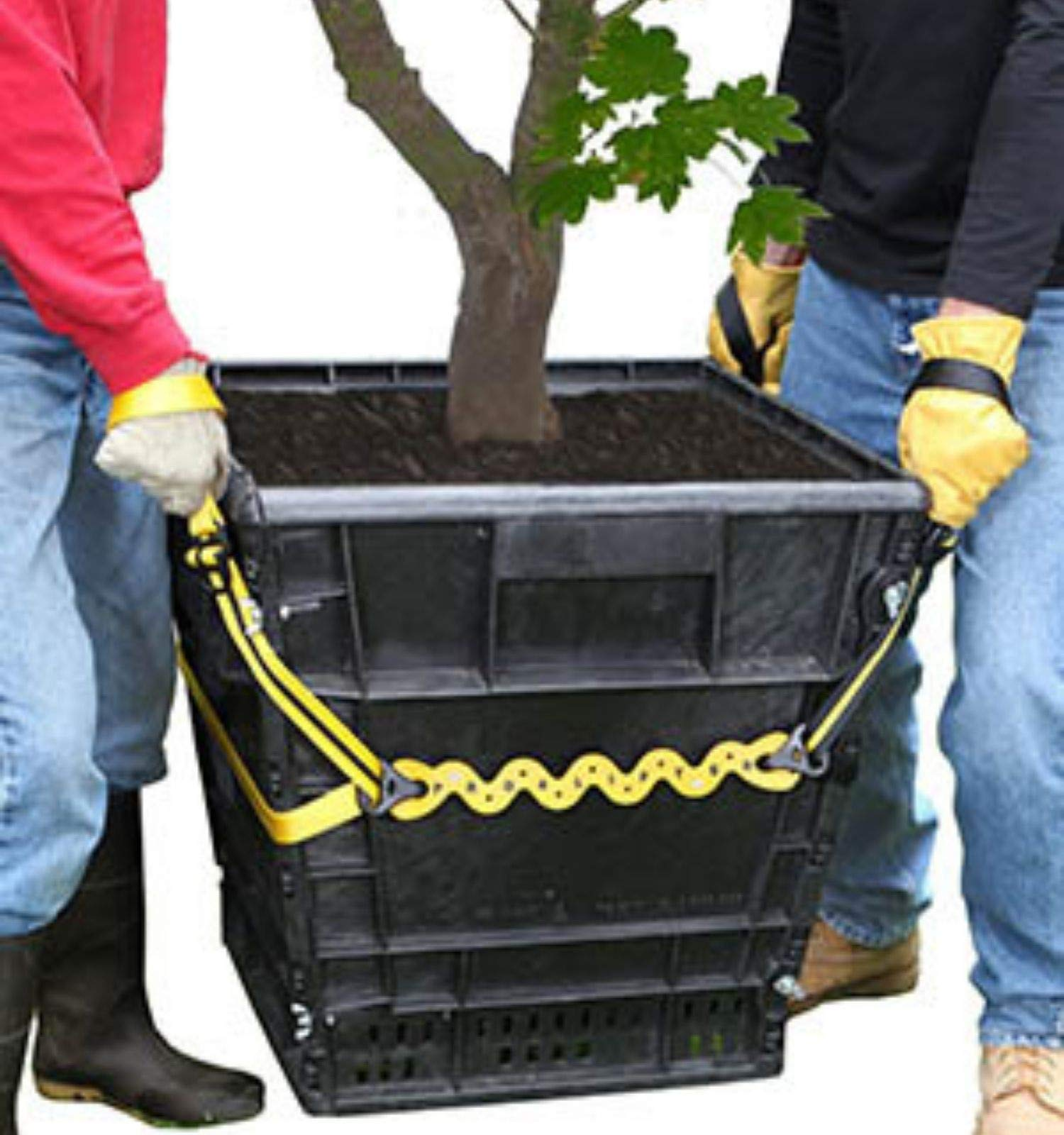 ProLifter - 350 Pound Gardening and Heavy Lifting Tool, Ideal for Professional Landscapers - Perfect for Heavy Potted Plants, Garden Flower Pots, Planters, Trees, Rocks - A Plant Caddy Alternative by PotLifter