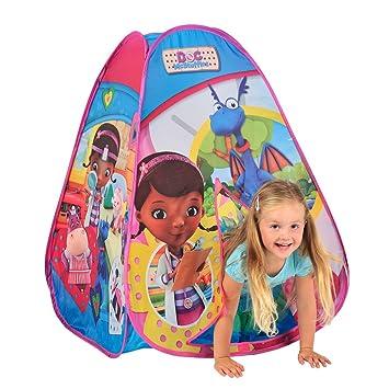 Docteur D'activités La Tente Pour Peluche Enfant Multicolore N0w8vmn