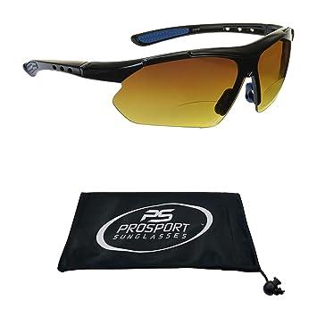 prosportsunglasses Bifocal gafas de sol lector, 3,00 para moto equitación,  golf, 6b0444572f