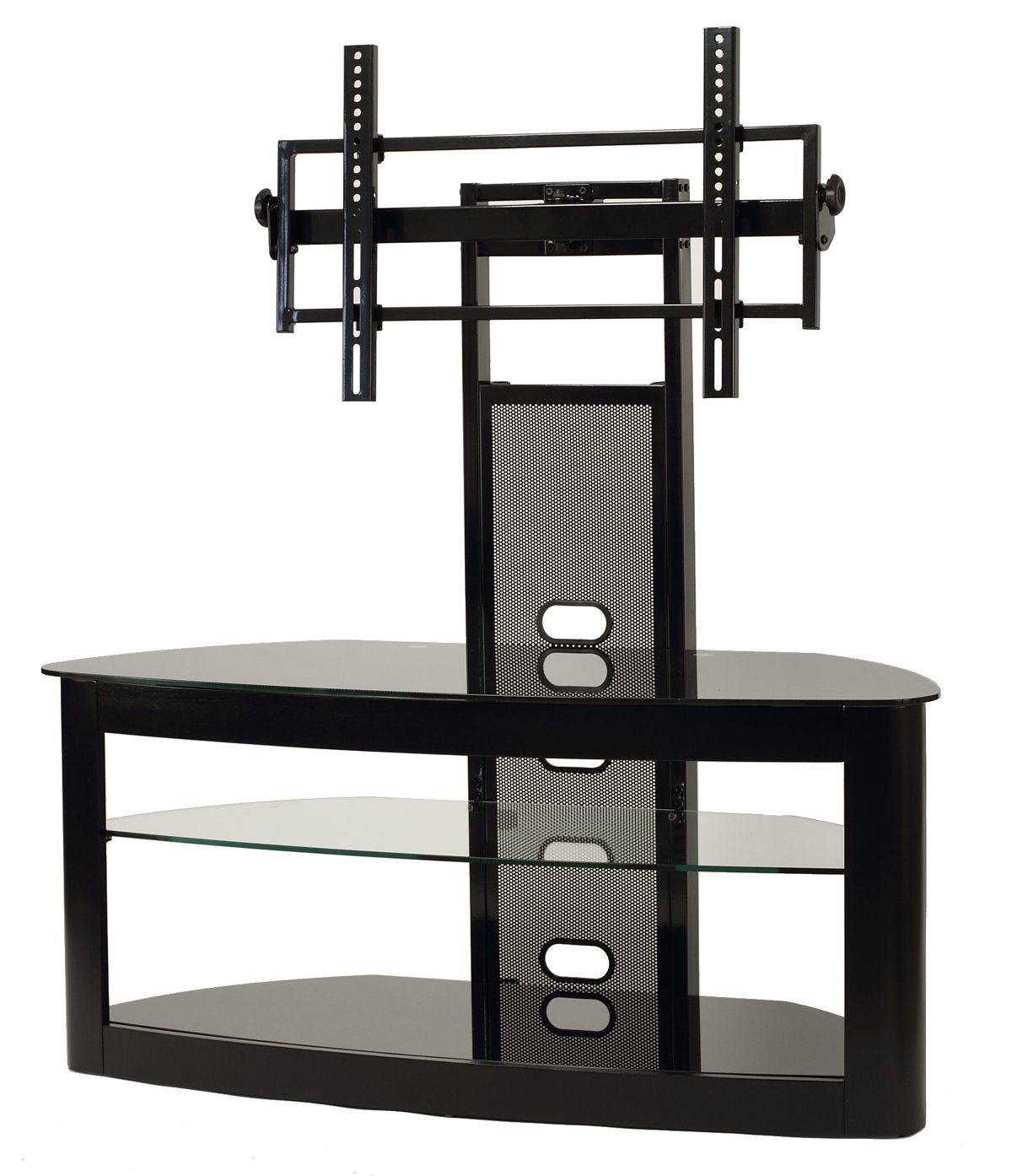 TransDeco LCD TV Stand with Universal Mounting System for 35 to 65-Inch Flat Panel TV by TransDeco (Image #4)