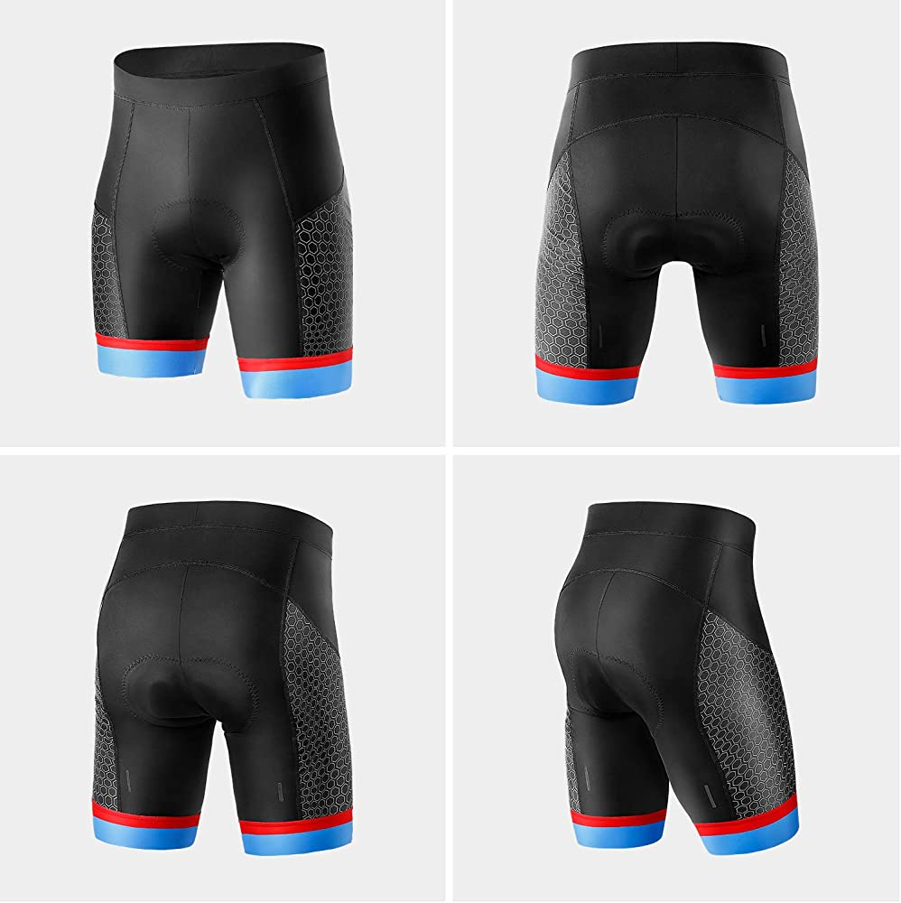 Details about  /Outdoor Cycling Shorts Cushion Breathable Pads Bike Riding Base Cush.zh