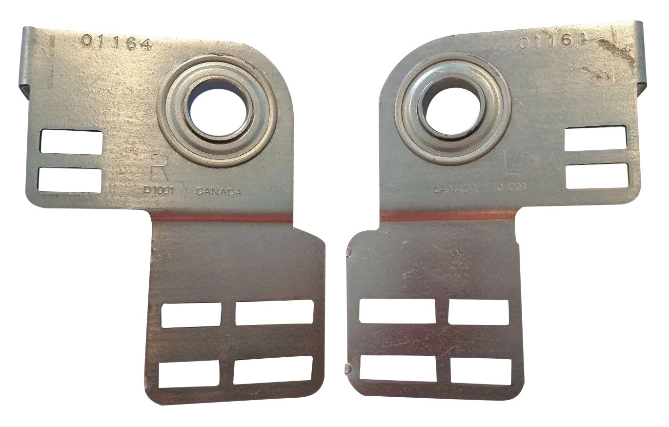 Residential End Bearing Plates Flange Includes Bearing