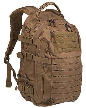 Mil-Tec Mission Pack Laser Cut Grande Dark Coyote: Amazon.es: Deportes y aire libre