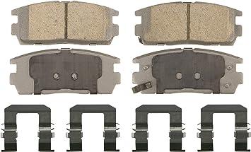 Frt Ceramic Brake Pads  Wagner  QC1421