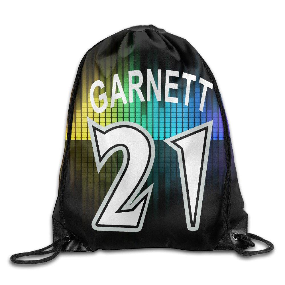 Amazon Com Jokeme Kevin Garnett Minnesota Timberwolves Drawstring