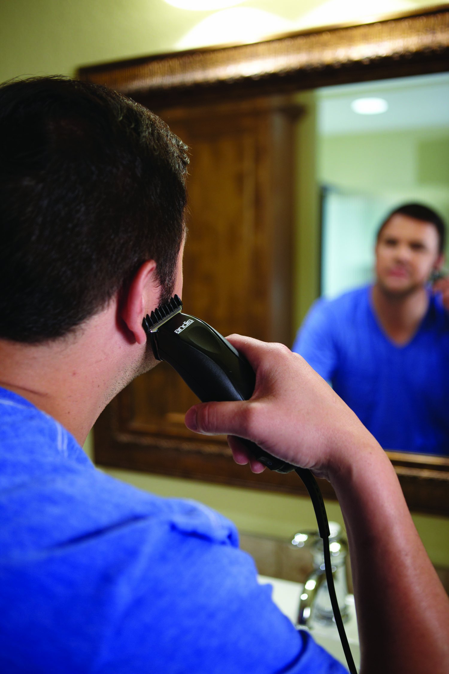 Andis Skin-Close Headliner 11-Piece Hair Clipper/Beard Trimmer Kit, Black, Model LS-2 (29775) by Andis (Image #6)