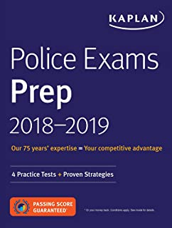 Norman halls police exam preparation book norman hall police exams prep 2018 2019 4 practice tests proven strategies kaplan test fandeluxe Choice Image