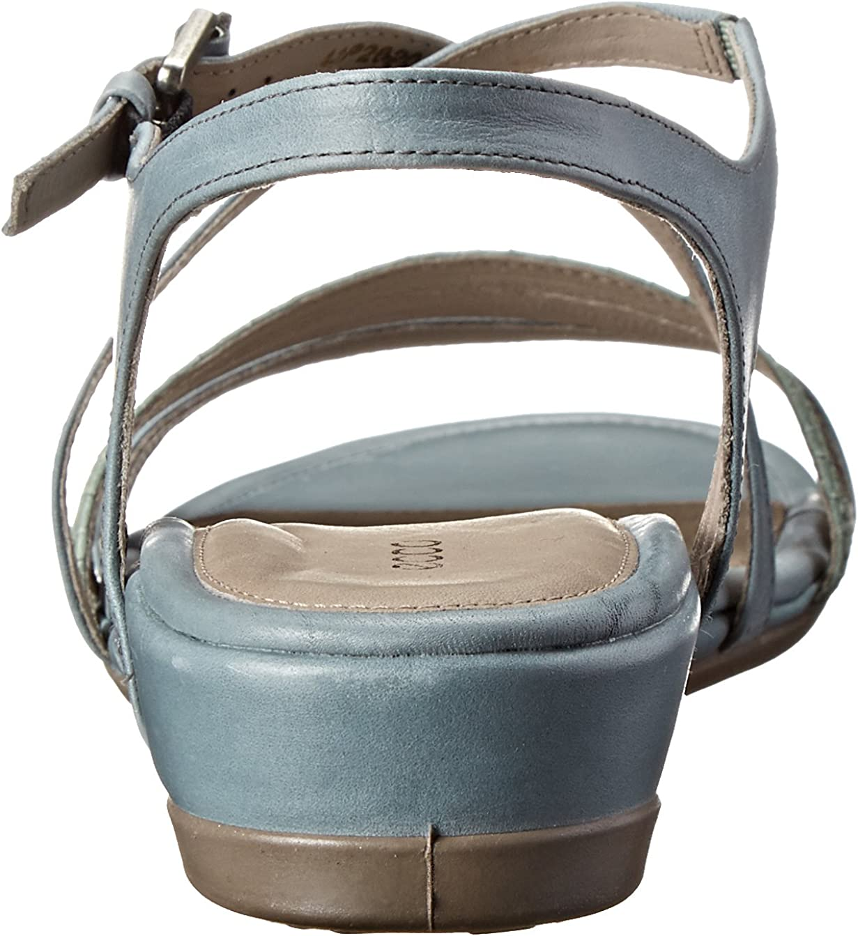 ECCO Womens Touch 25 Strap Dress Sandal