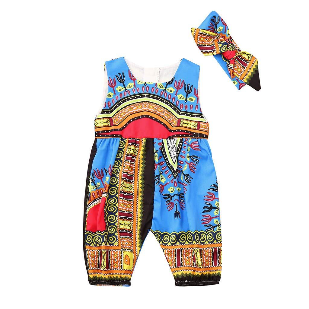 Amazon.com: Fheaven - Conjunto de 2 piezas para bebé y niña ...
