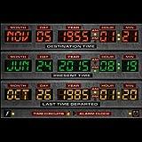 Time Machine Alarm Clock