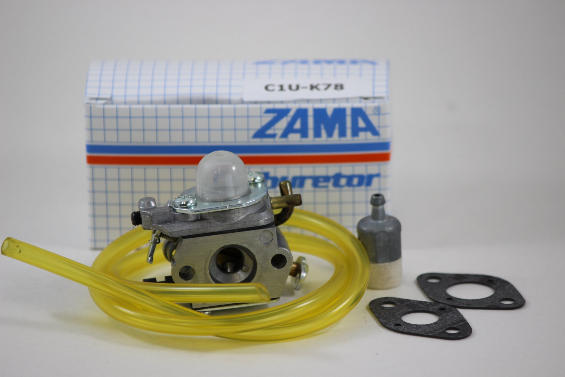 OEM Zama CARBURETOR Carb C1U-K78 Echo PB200 PB-200 PB201 PB-201 Power Blowers COMBO!