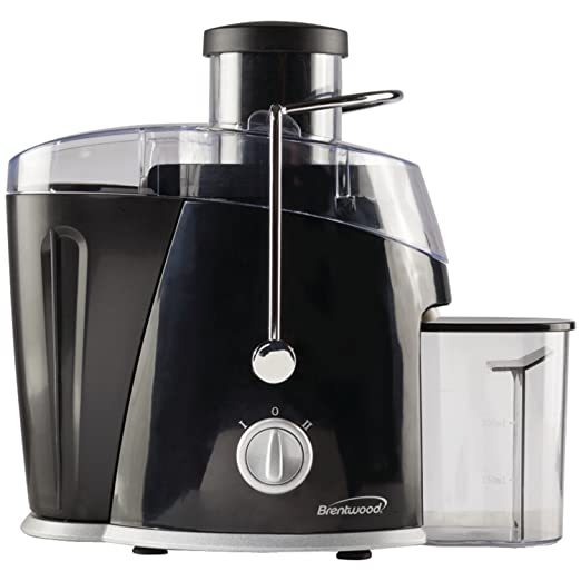 Brentwood Appliances JC-452B 2-Speed Juice Extractor, 1, Black