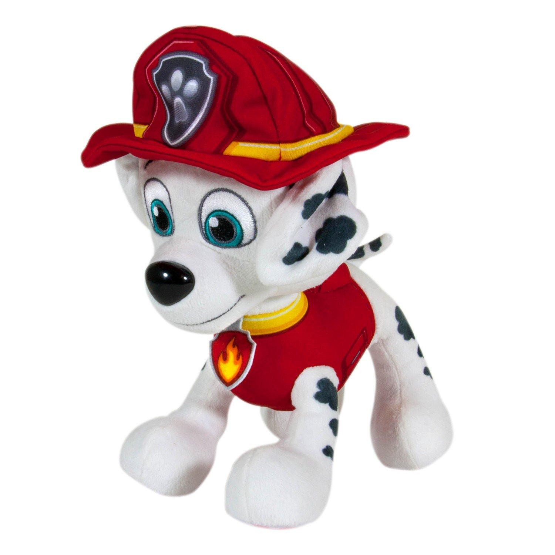 Spin Master 6026525 - Patrulla Canina, Peluche de Marshall, 25 cm: Paw Patrol: Amazon.es: Juguetes y juegos