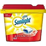 SUNLIGHT Advanced Dishwasher Detergent 72 count